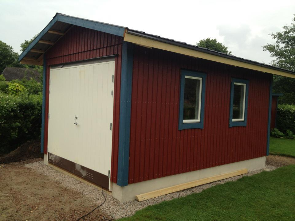 Mitt garage friggebodsbygge sida 1 projekt icke vw for Garage volkswagen marennes 17